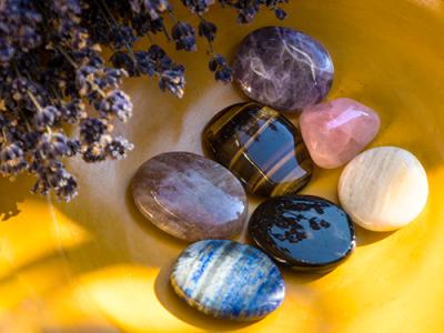 Gallets & pierres roulées